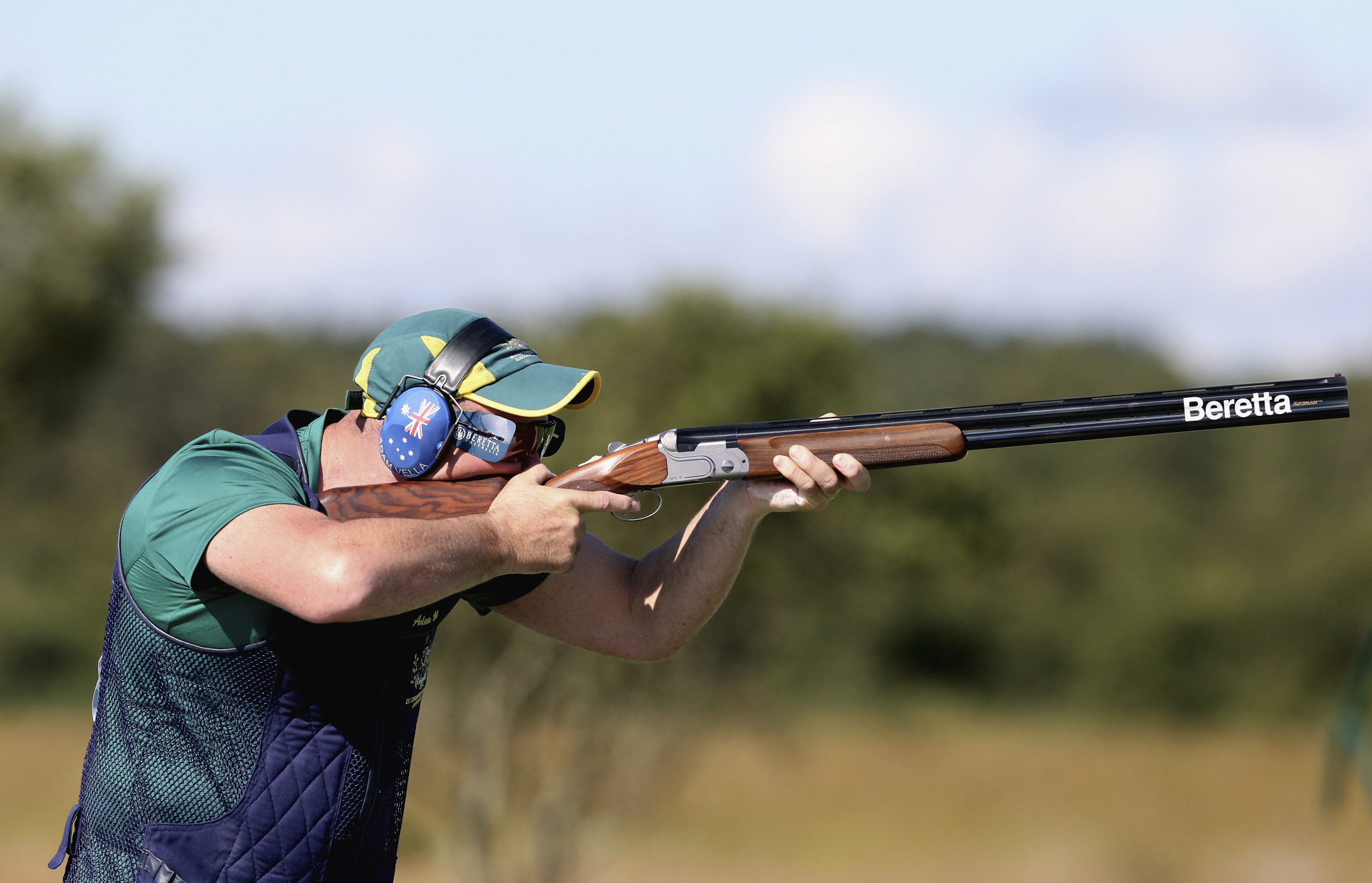 Australian Olympic shooting champion claims needs to sell medals to pay debts