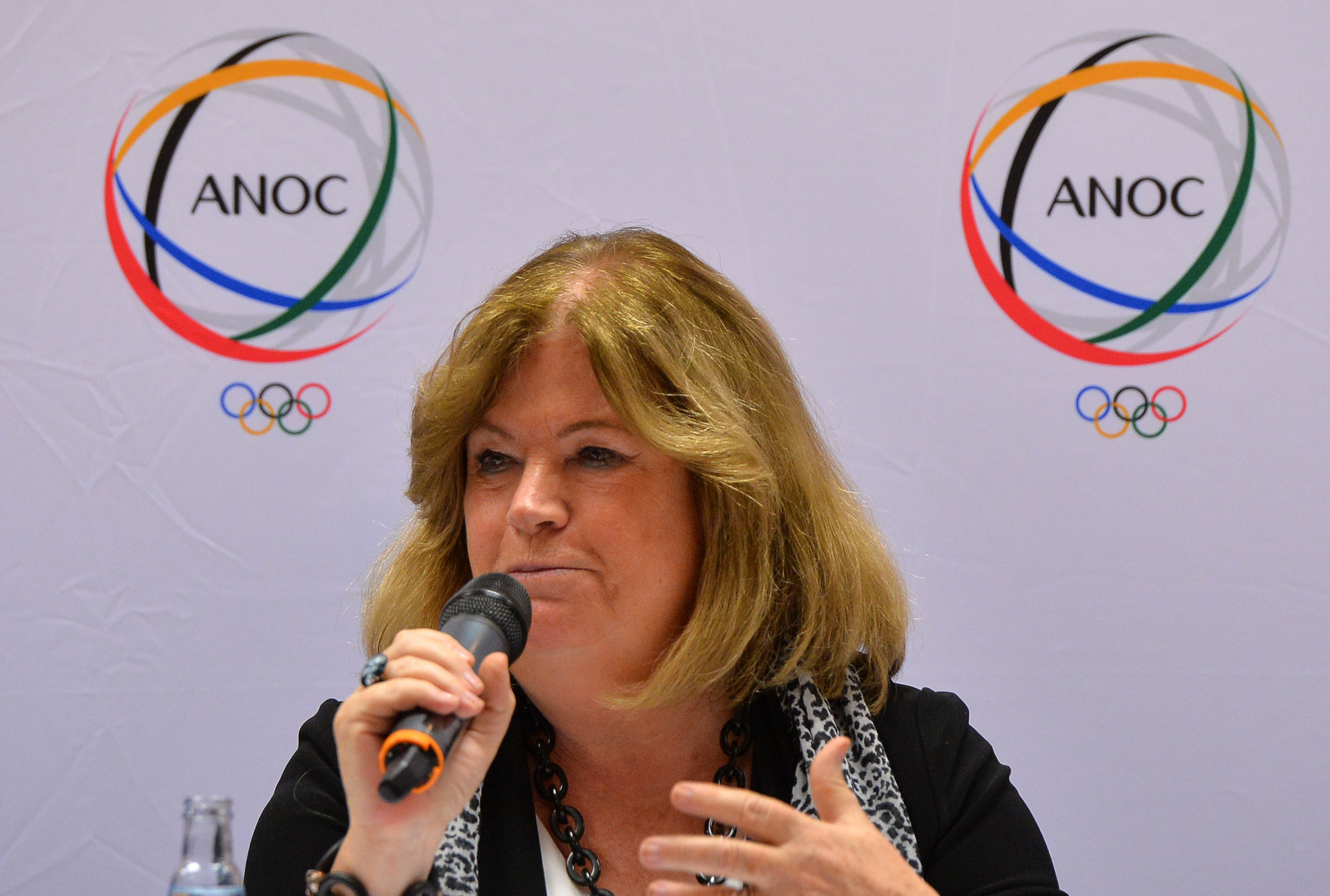 IOC Executive Board member Gunilla Lindberg claims more must be done to tackle harassment issues in sport ©Getty Images