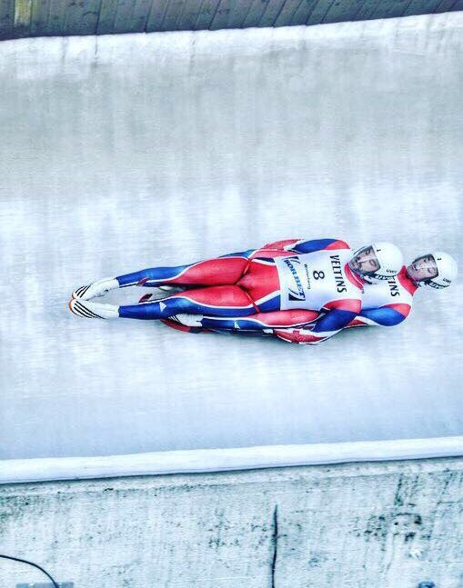 The British luge team does not receive any funding from UK Sport as it did not win gold medals at Sochi 2014 ©GB Luge