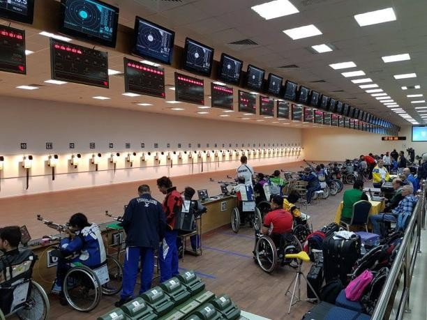 World Shooting Para Sport World Cup set to get underway in Bangkok