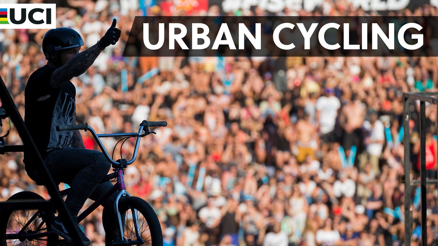 "UCI launches ""historic"" Urban Cycling World Championships in Chengdu"
