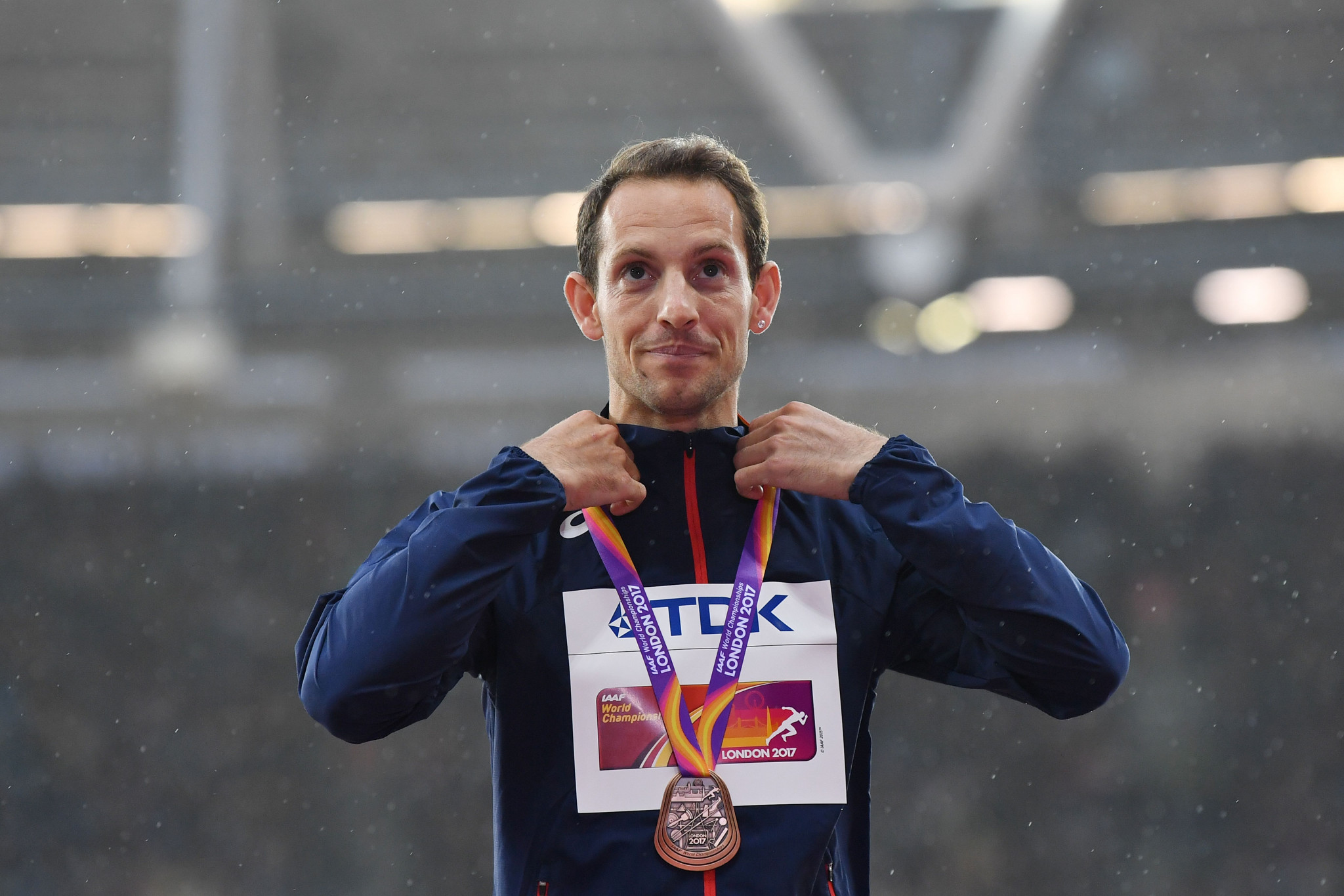 Lavillenie, Guyart and Le Fur among top athletes to help launch Paris 2024 project