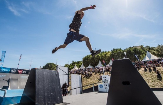 FIG target Paris 2024 for parkour Olympic inclusion but opposition to plan remains