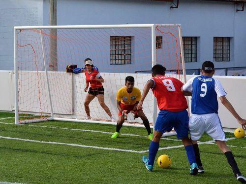 Costa Rica comfortably overcame Nicaragua 7-1 ©IBSA