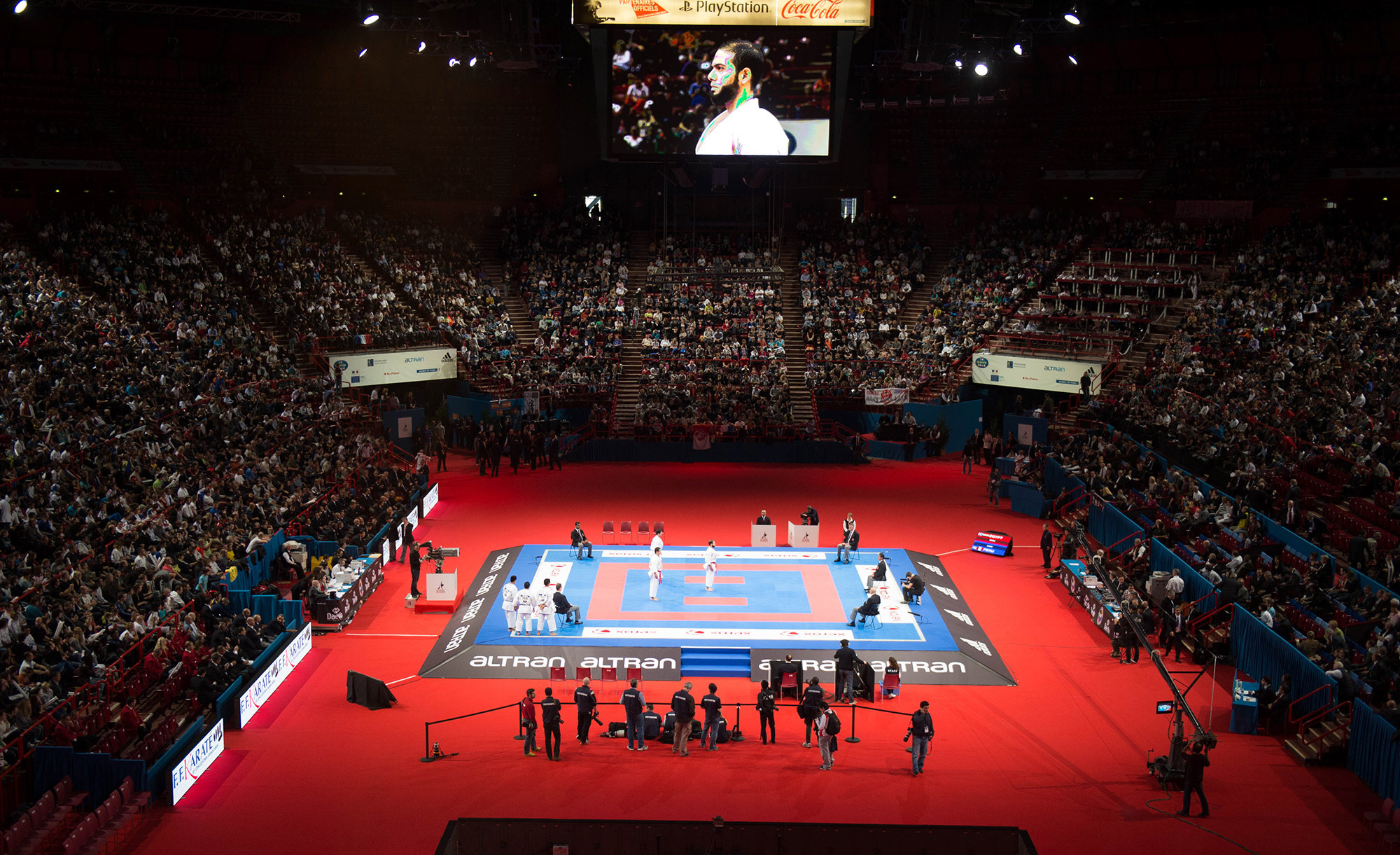Madrid confirmed as host of 2018 WKF World Championships to replace Lima