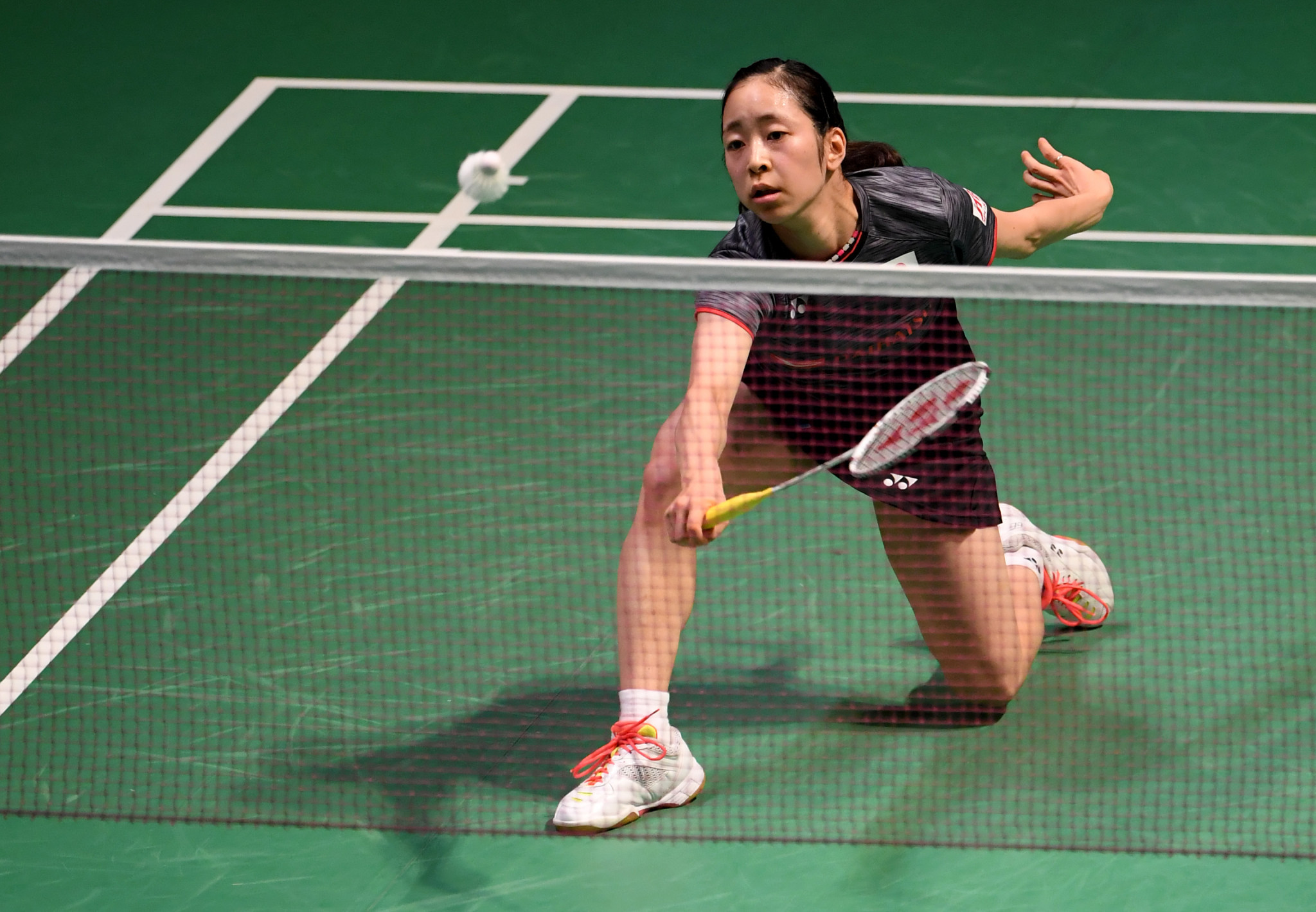 Top seed Ohori safely through in women s singles at BWF Macau Open