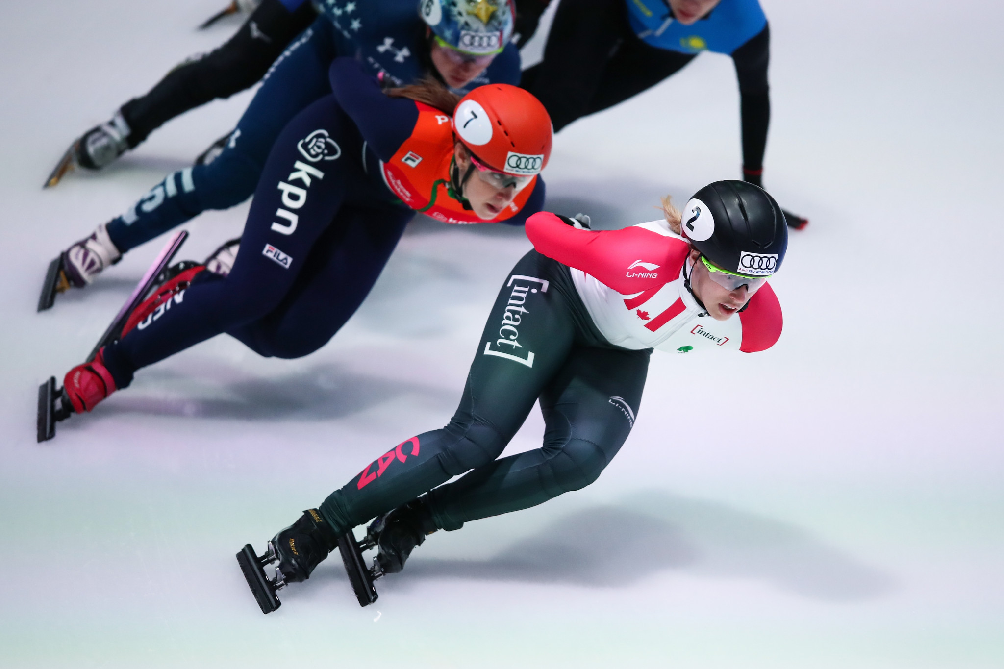 Pyeongchang 2018 qualification battle to resume at ISU Short Track World Cup in Shanghai