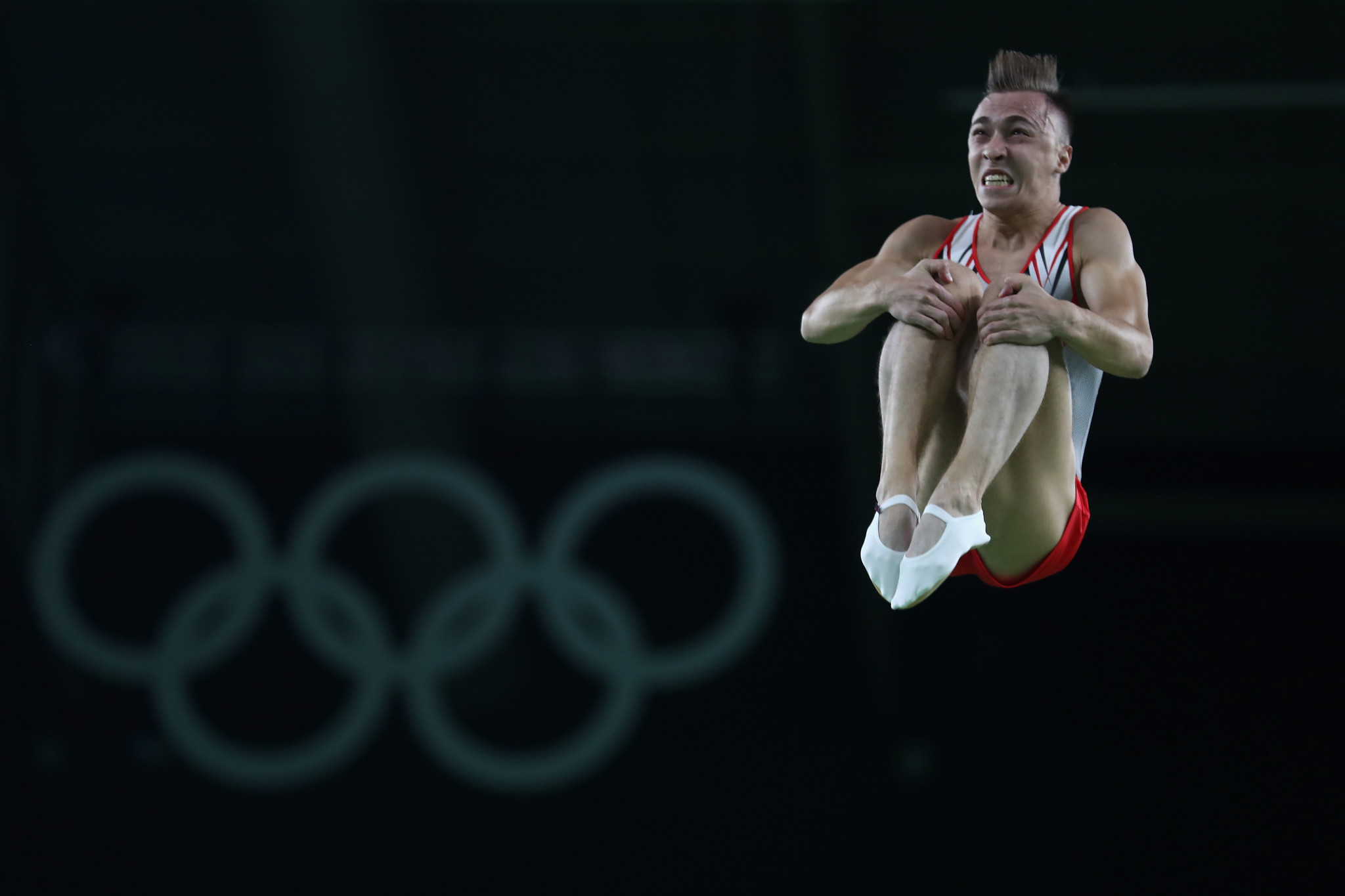Rio 2016 gold medallist to battle for men's title at Trampoline Gymnastics World Championships