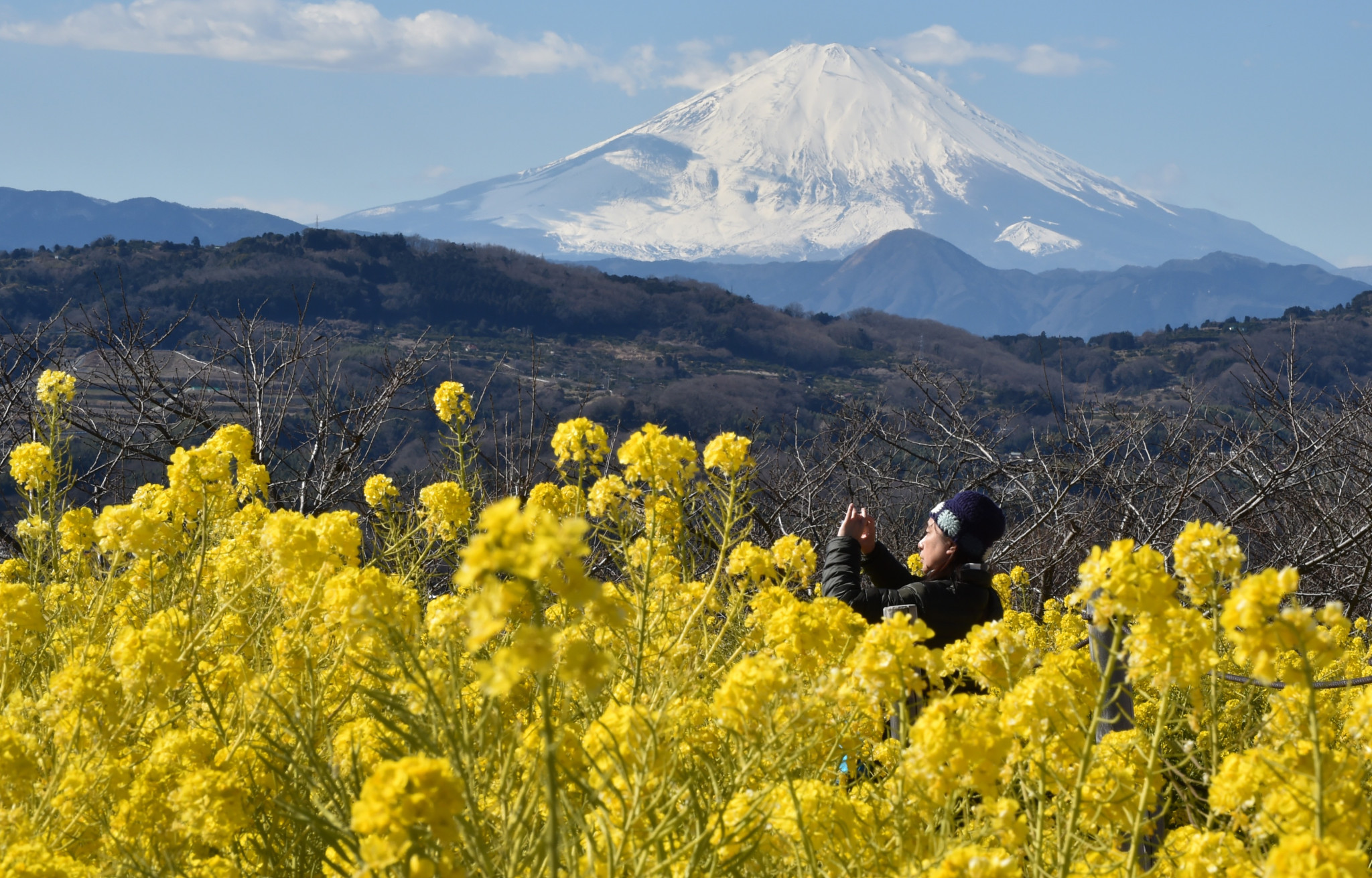 Revised Tokyo 2020 road races set to feature section on Mount Fuji