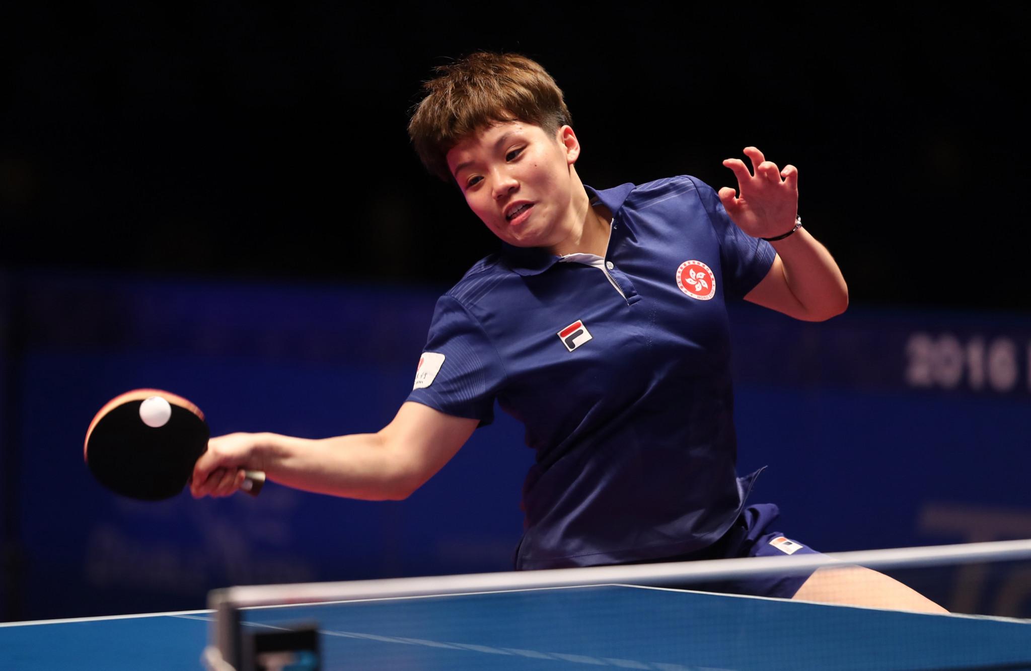 Nagasaki earns place in ITTF German Open main draw