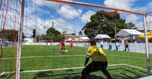 Costa Rica and Guatemala draw top of the table match at IBSA Blind Football Central American Championships