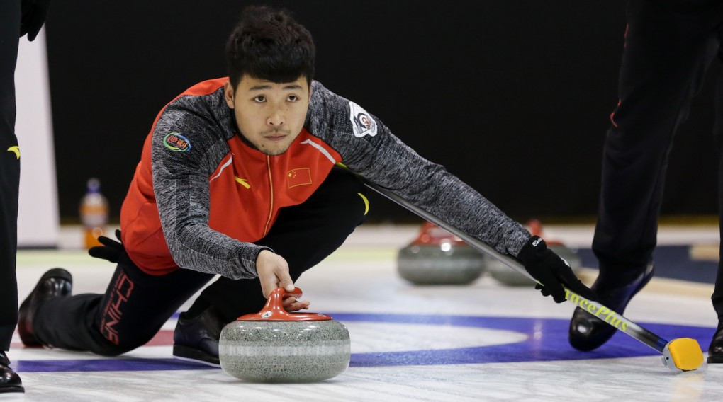 China raced into a 5-0 lead in the men's final but were forced to settle for silver ©WCF
