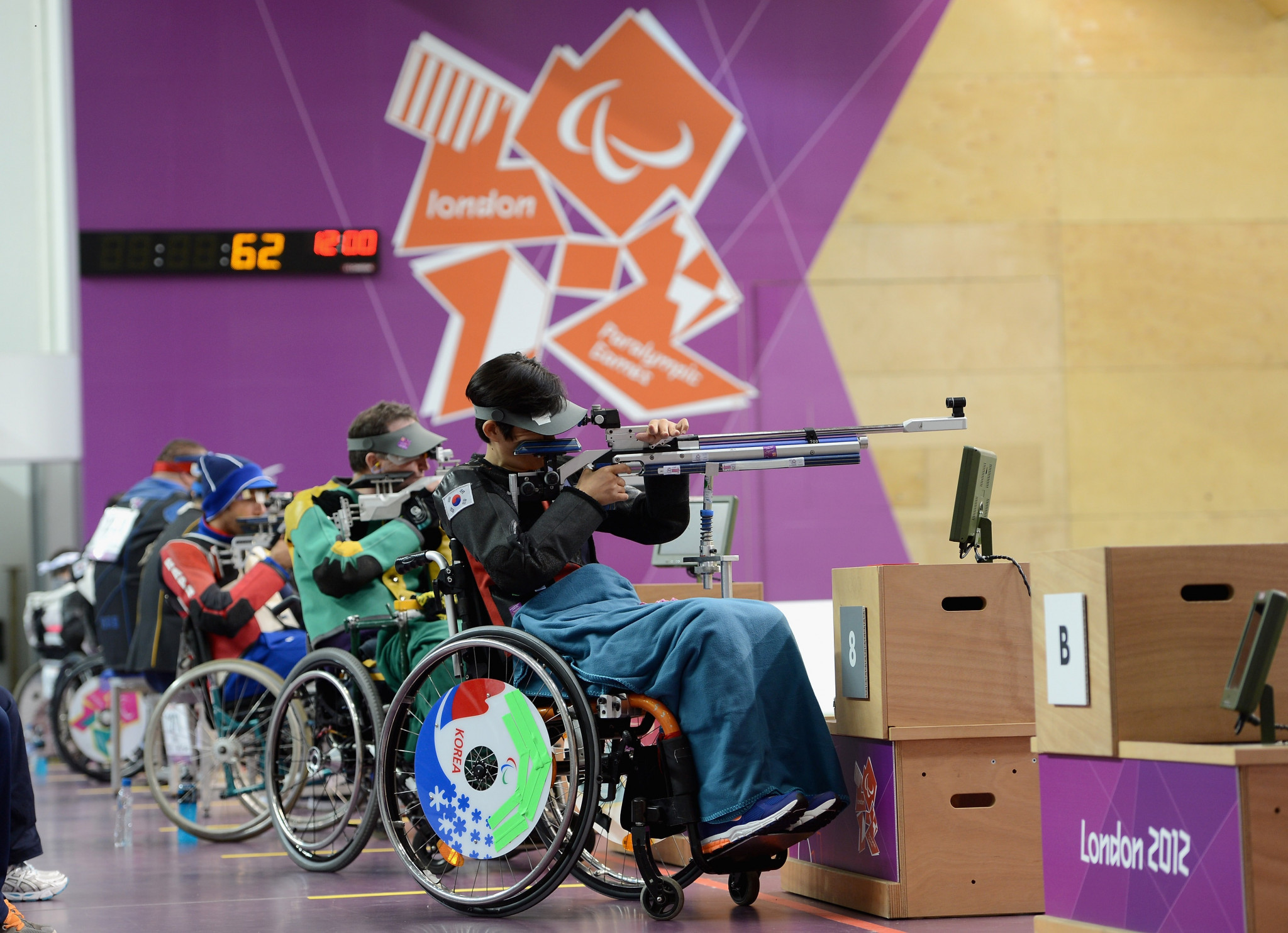 Records tumble as South Korea continue good form at World Shooting Para Sport World Cup