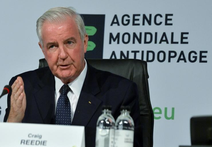 WADA President Sir Craig Reedie has insisted anti-doping testing will be unaffected ©Getty Images