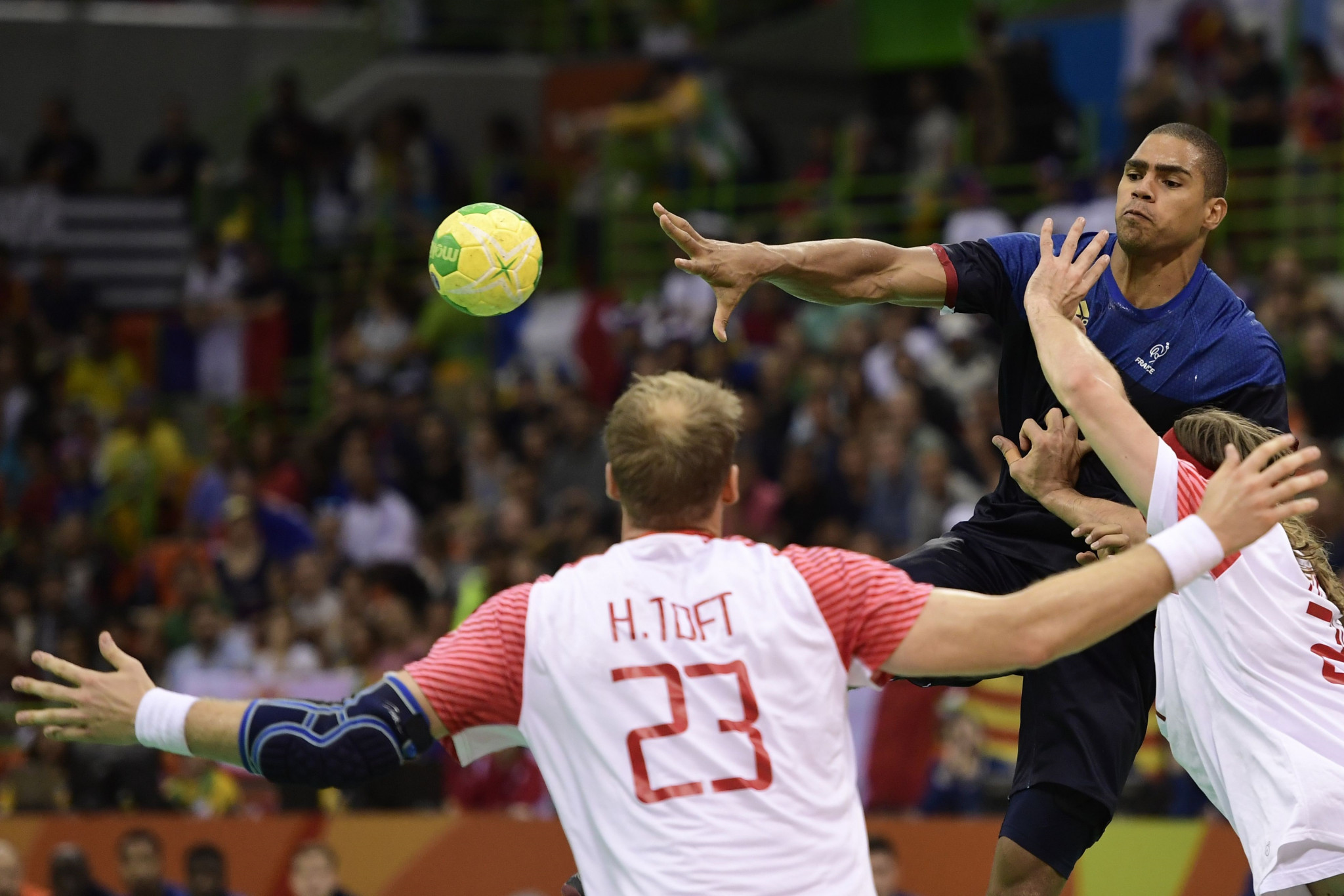 Reports on changes to the rules and regulations of handball will be given at the IHF Congress ©Getty Images