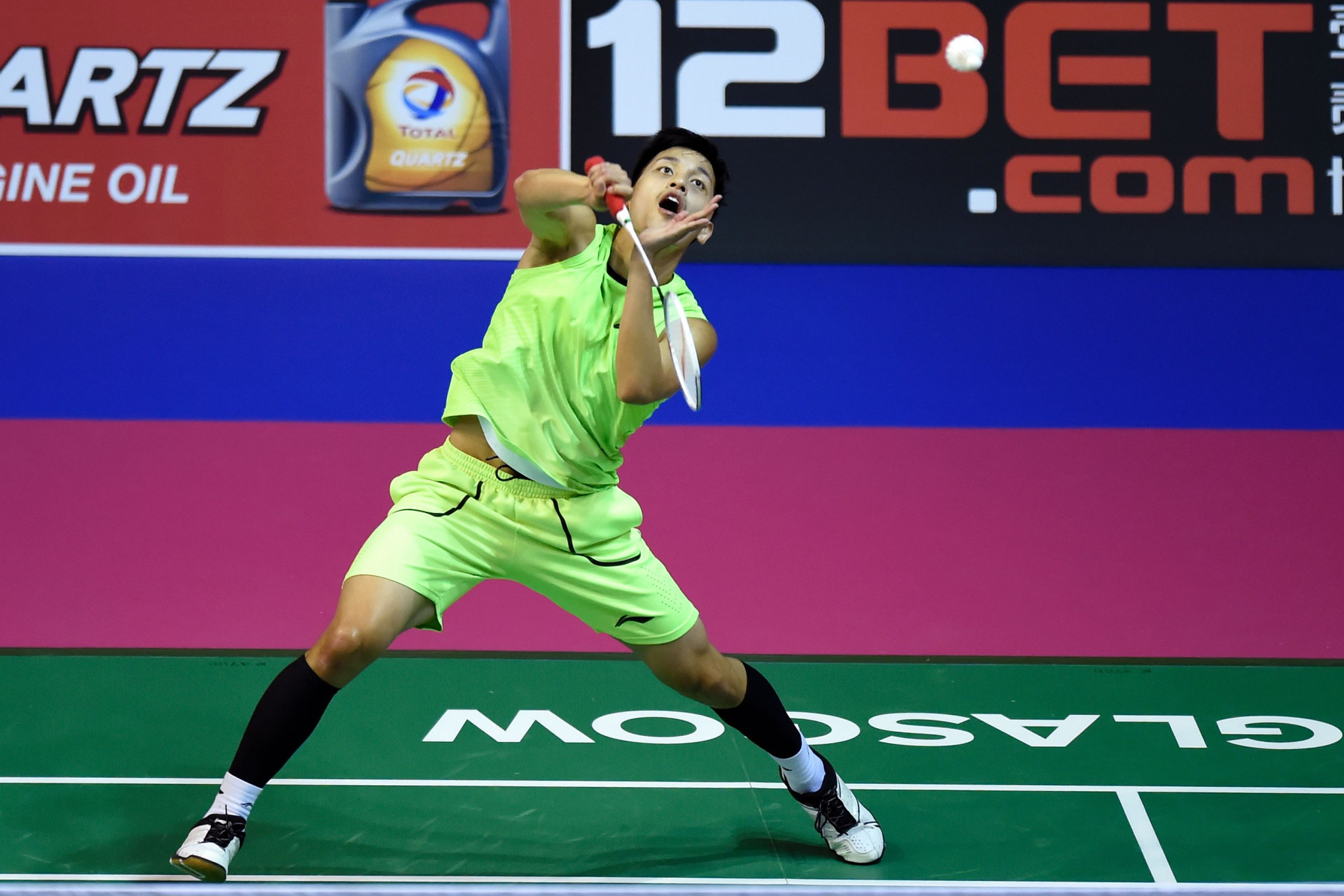 Ohori marches on with dominant win at BWF Macau Open
