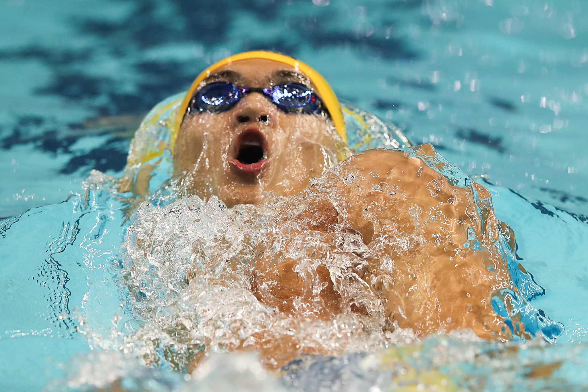 World champion Xu Jiayu is set to lead the Chinese charge in Beijing ©Getty Images