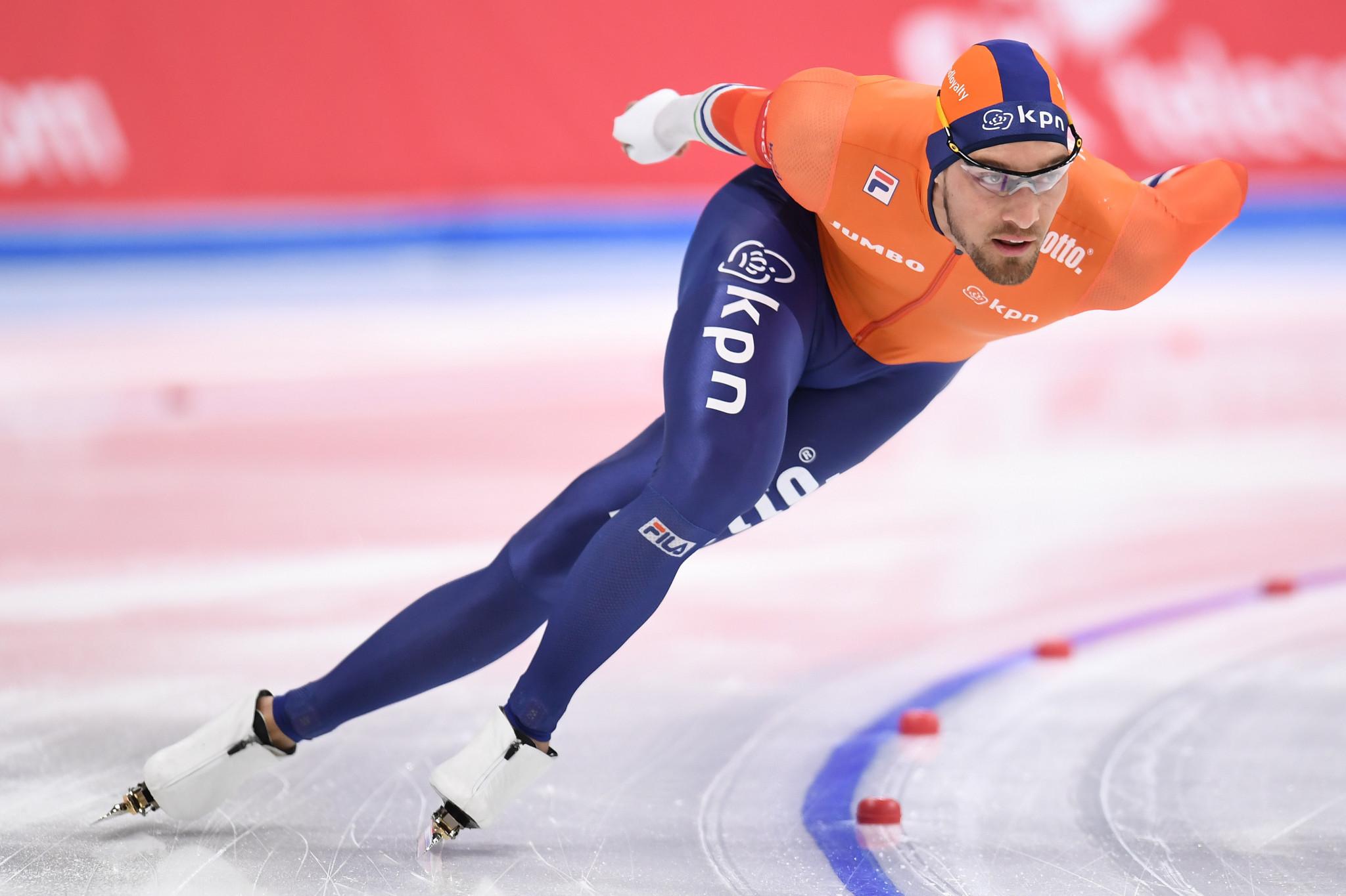 Heerenveen to host opening ISU Speed Skating World Cup of Olympic season