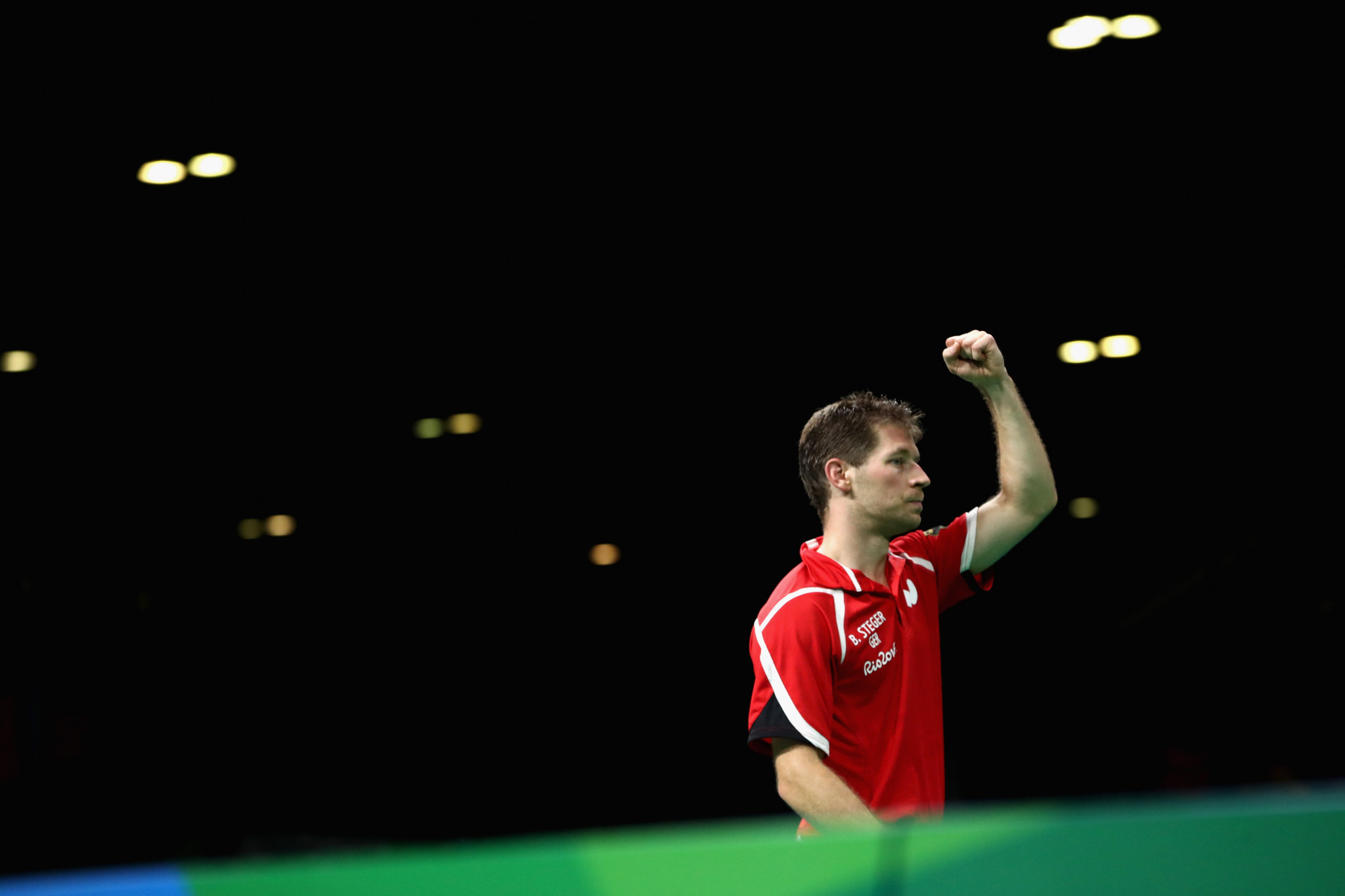 Home trio earn places in men's main draw at ITTF German Open in Magdeburg