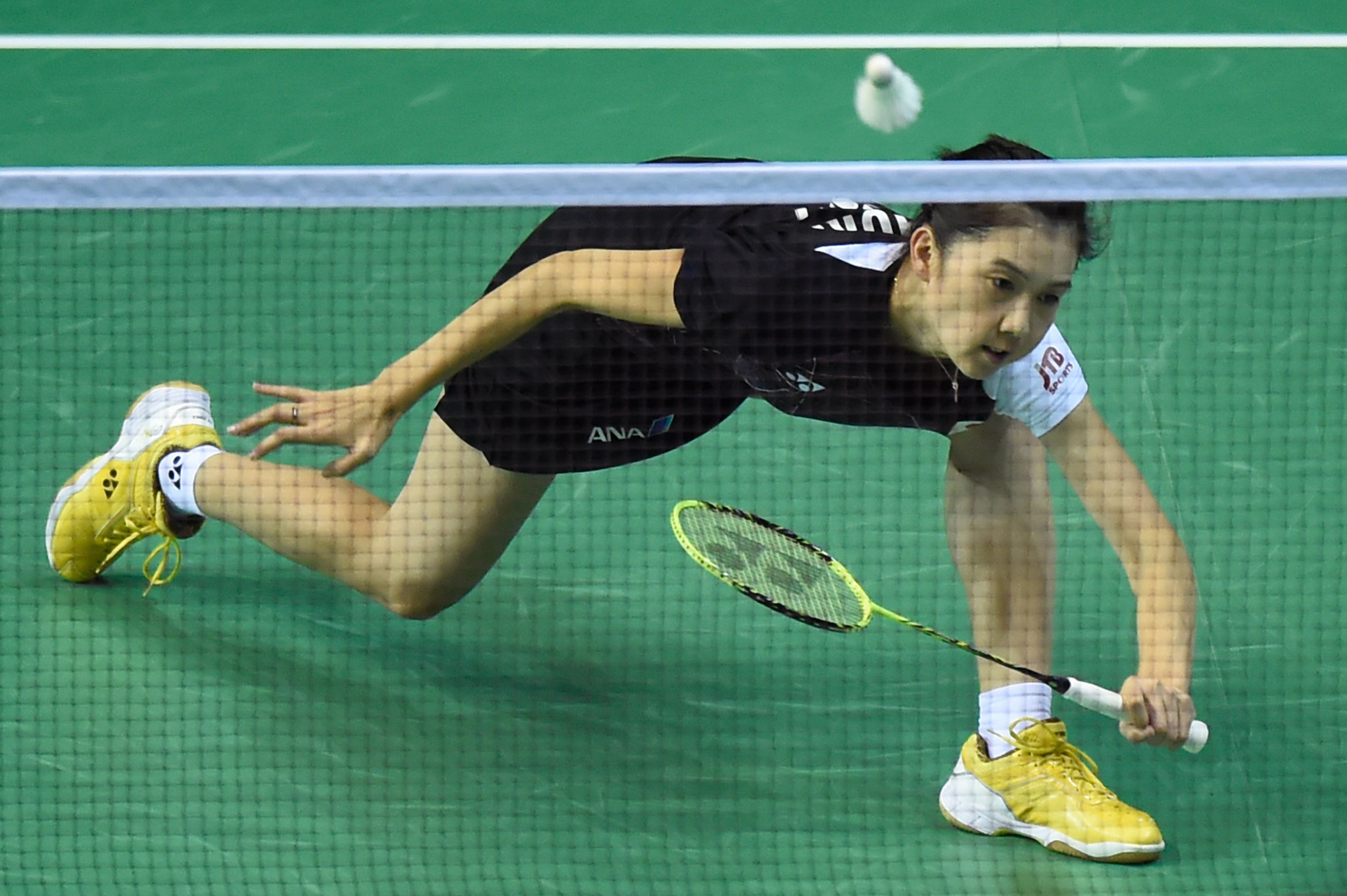 Top seed Ohori beaten at BWF Macau Open