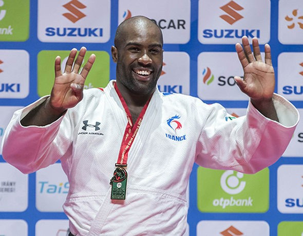 Riner among all-star field for IJF Openweight World Championships