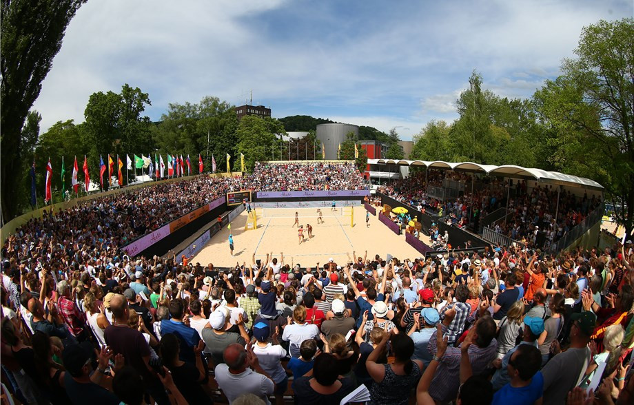 FIVB Beach World Tour calendar to increase significantly for new season