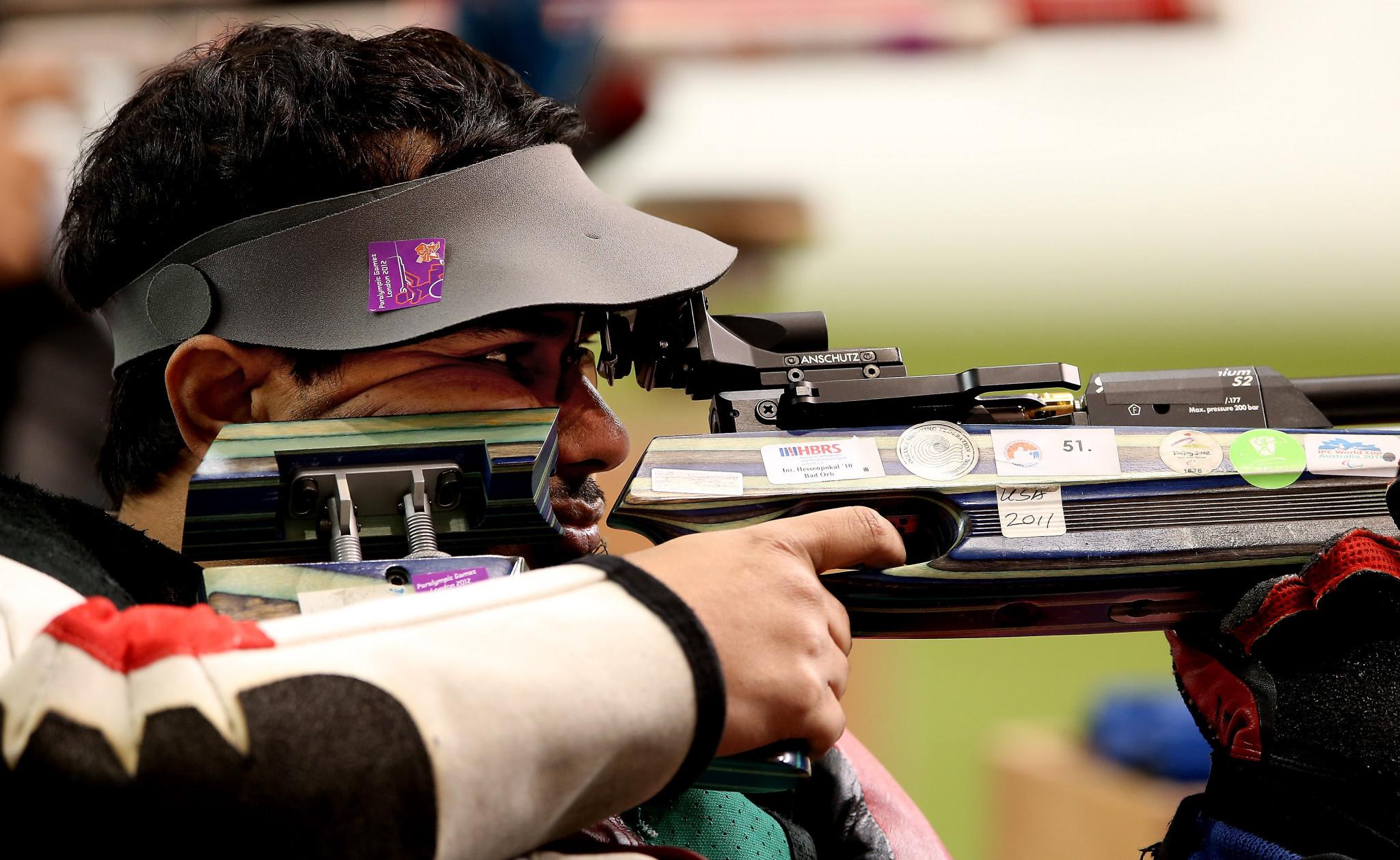UAE shooter beats Israeli at World Shooting Para Sport World Cup in Bangkok