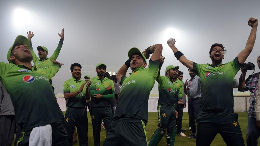 Pakistan replace New Zealand at top of ICC Twenty20 rankings