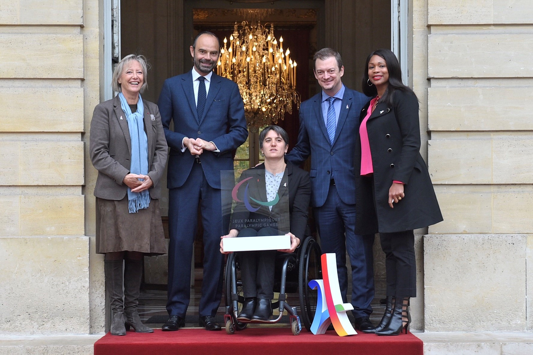 Paris 2024 already shaping up for fully integrated Paralympics, says IPC President