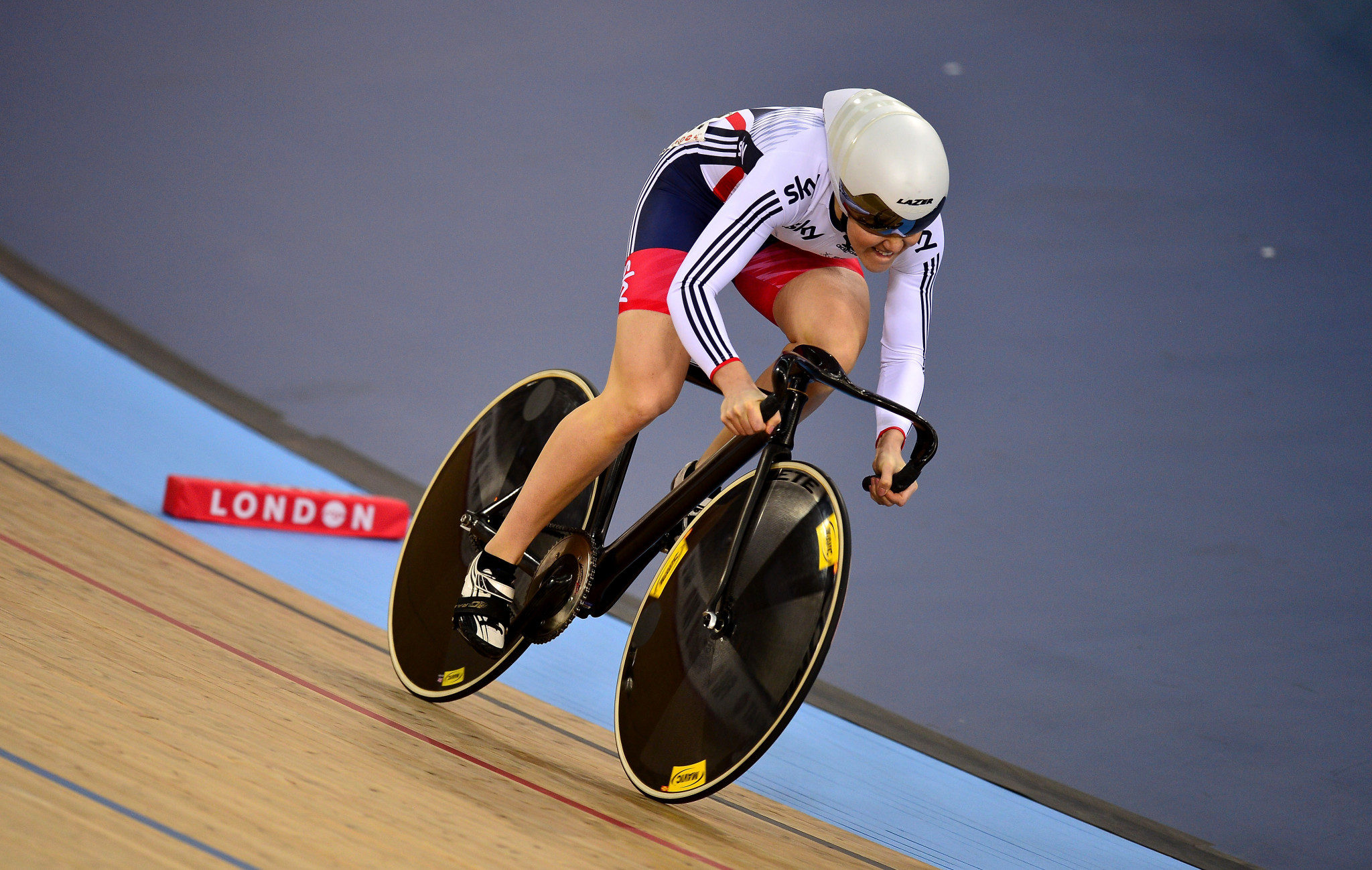 Jess Varnish is seeking to claim that she could have been regarded as an employee of UK Sport and British Cycling ©Getty Images