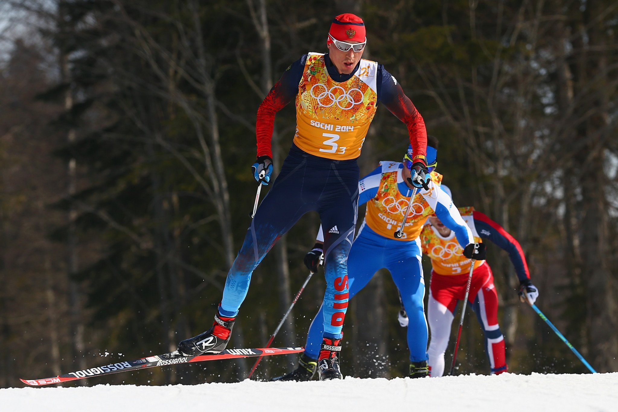Russian cross-country skier Alexander Legkov has been disqualified and stripped of the gold medal he won at Sochi 2014 after being found guilty of being involved in a scheme where drugs samples were tampered with ©Getty Images