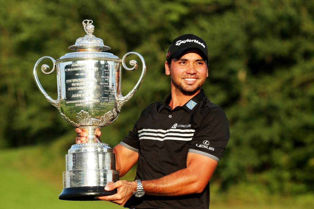 Historic Day for Jason as Australian wins first major title at US PGA Championship