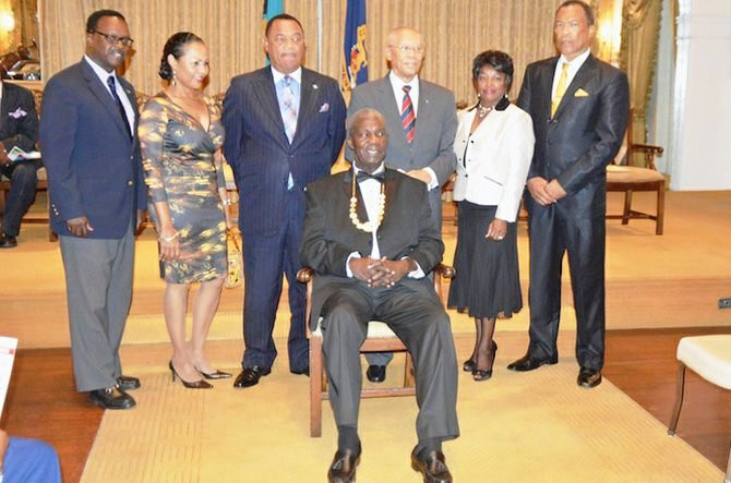 Tributes paid after longest-serving President of Bahamas Olympic Committee dies