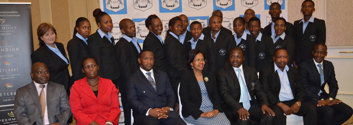 Botswana's Luza appointed to CGF Advisory Commission