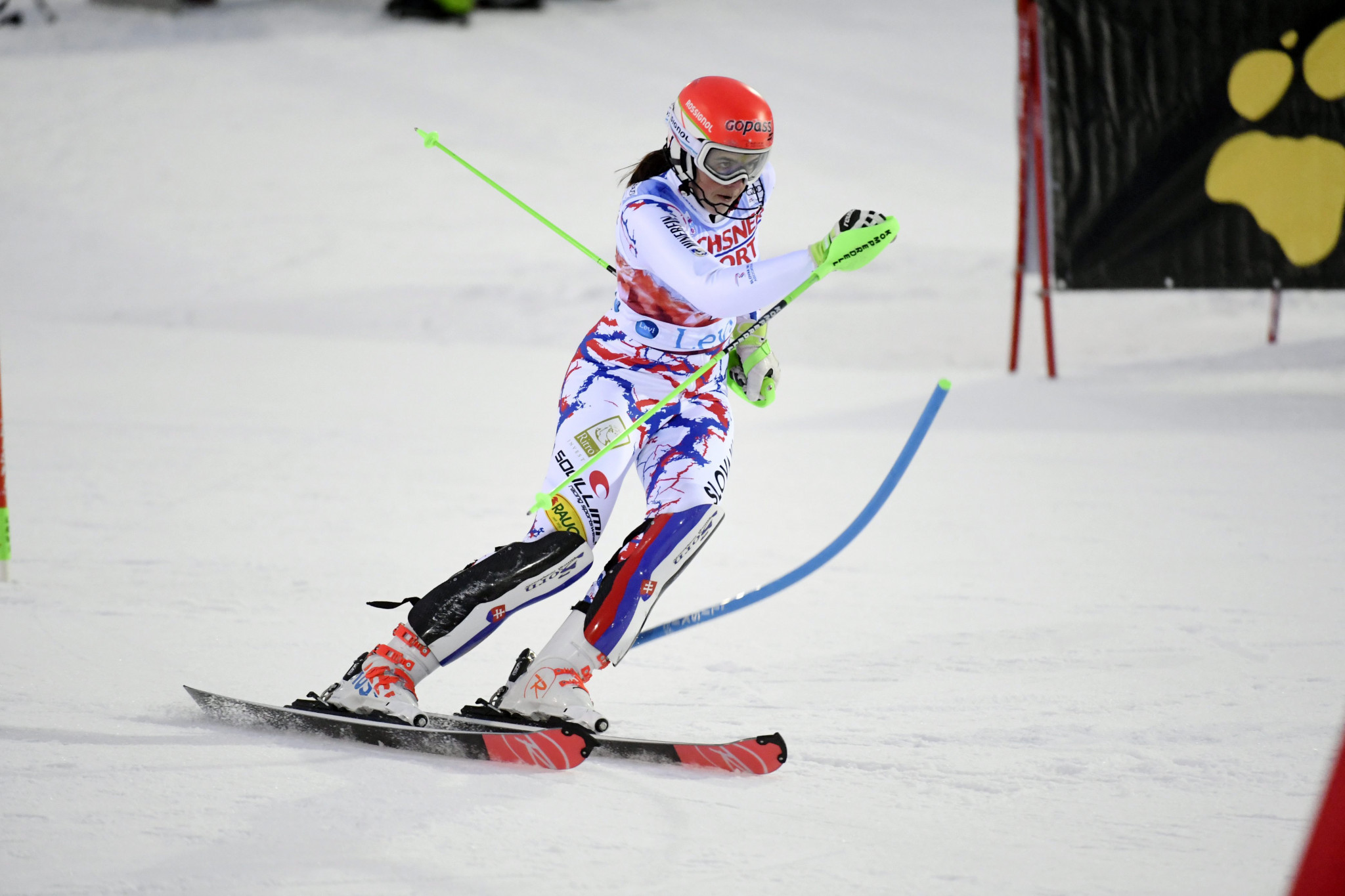 EagleVail's Mikaela Shiffrin finishes second in season's first World Cup slalom race