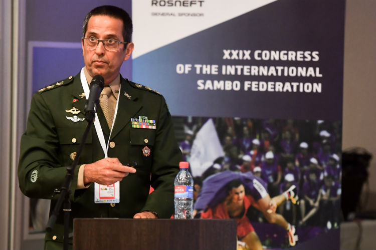 Sambo could be included in Summer Military World Games programme