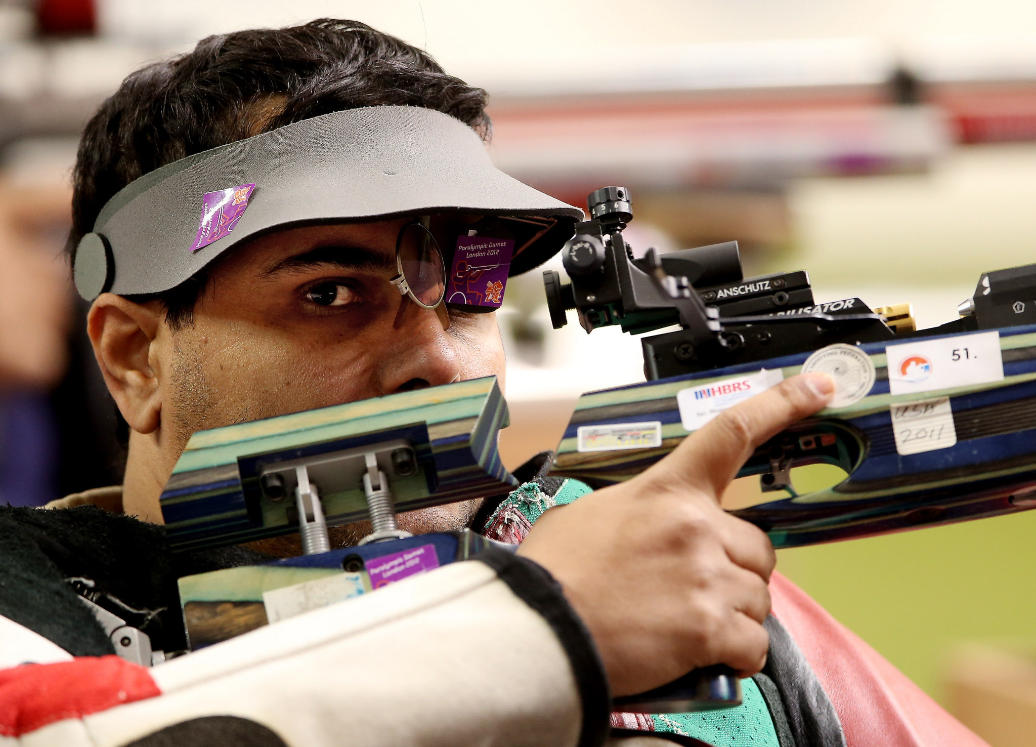 Record-breaking end to World Shooting Para Sport World Cup season in Bangkok
