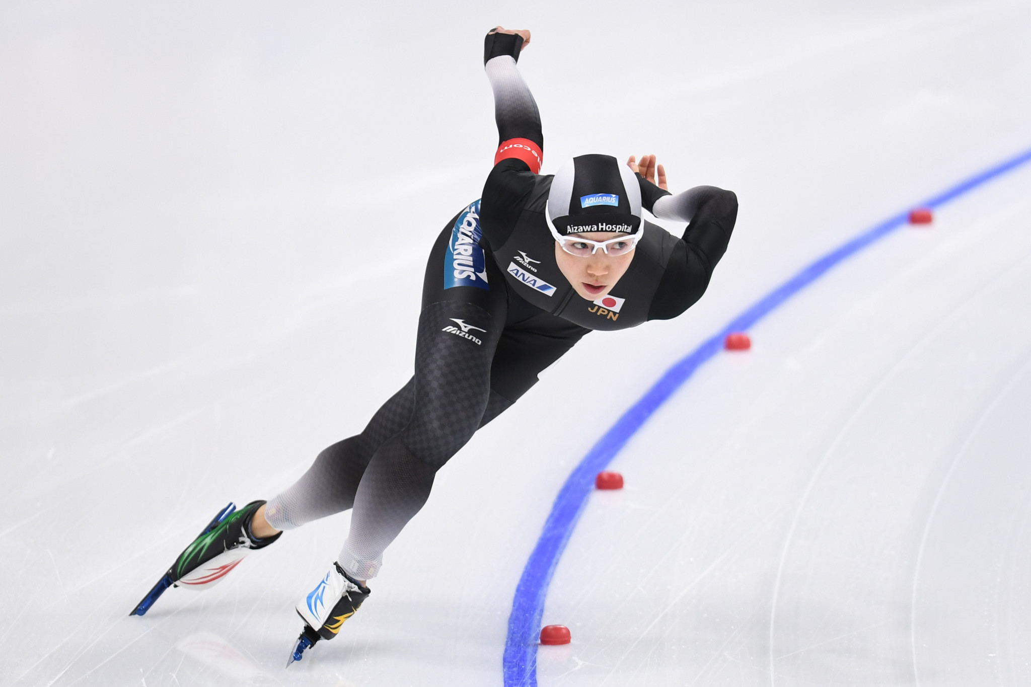 Kodaira secures second gold medal on successful day for Japan at ISU Speed Skating World Cup