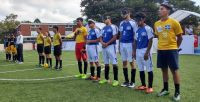 Costa Rica and Honduras win final group matches at Blind Football Central American Championships