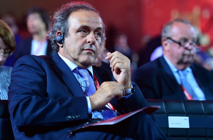 FIFA to investigate claims critical document on Presidential candidate Michel Platini was leaked to press