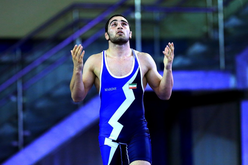 Goleij gold secures freestyle team title for Iran as Junior Wrestling World Championships draw to a close