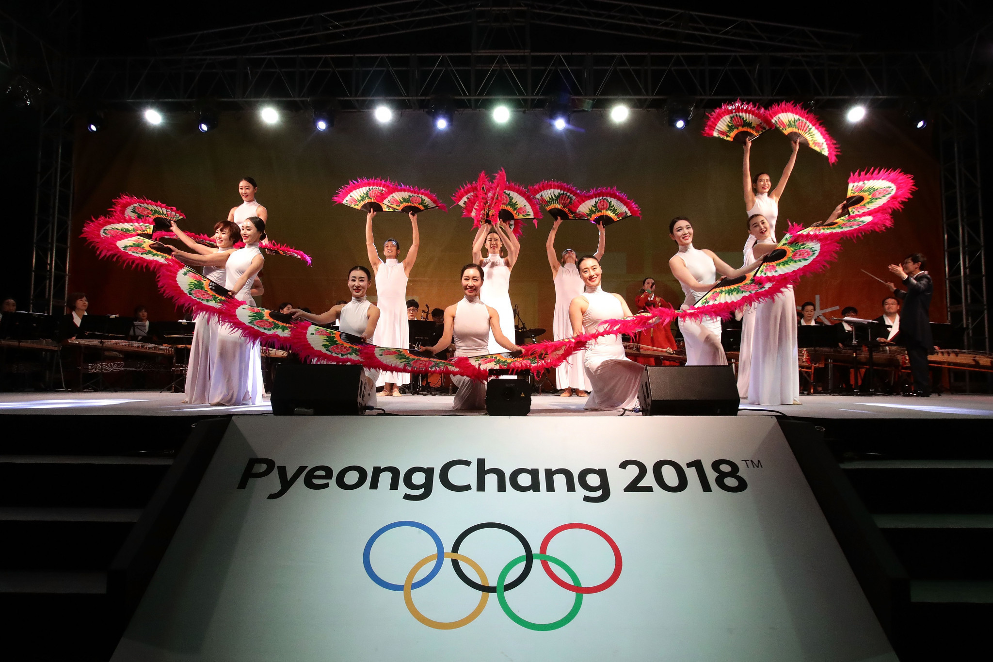 The ongoing security tensions in the Korean Peninsula, associated with North Korea's missile launches, are thought to have hindered ticket sales for Pyeongchang 2018  ©Getty Images