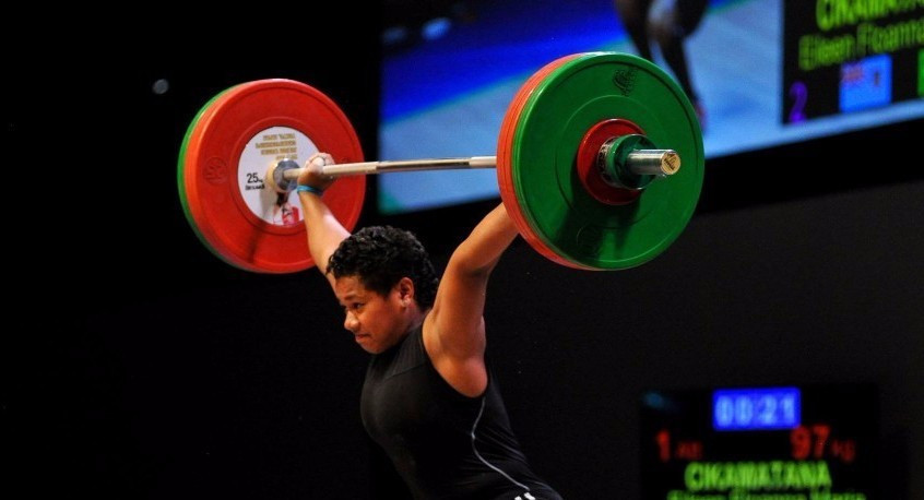 Weightlifting prodigy puts exams first and misses chance of World Championships glory