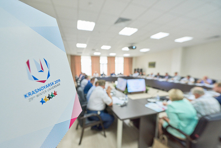 Meeting held to finalise ICT provisions for Krasnoyarsk 2019