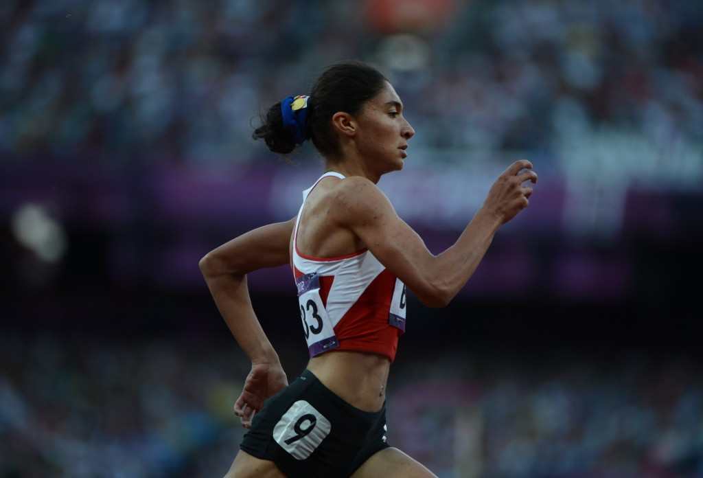 Asli Cakir Alptekin's training partner Gamze Bulut could be retrospectively awarded gold after finishing second behind her teammate at London 2012