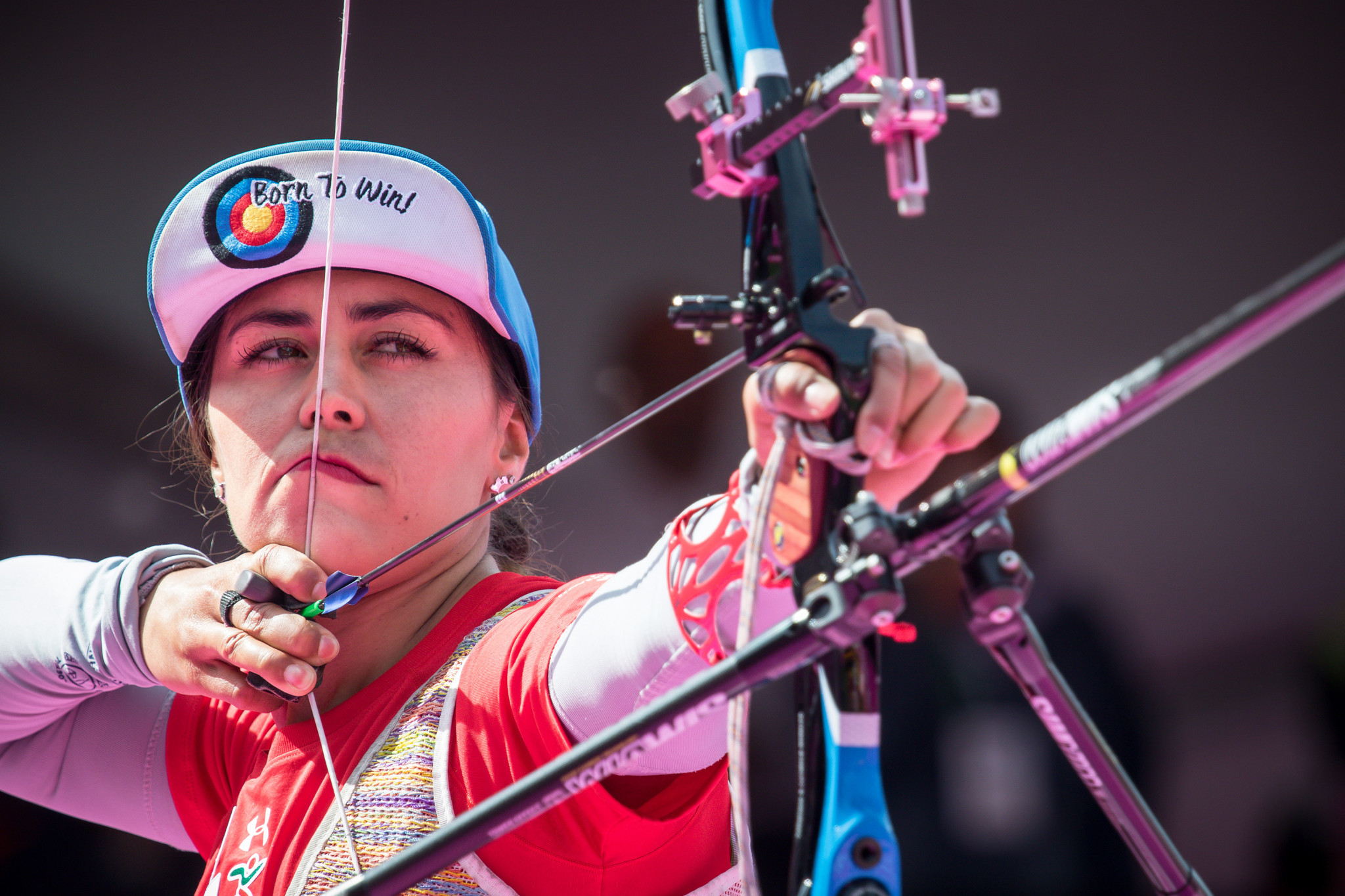 Roman beats former team-mate to Indoor Archery World Cup honours