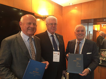 Latvian Olympic Committee publish fourth volume of Olympic Encyclopedia
