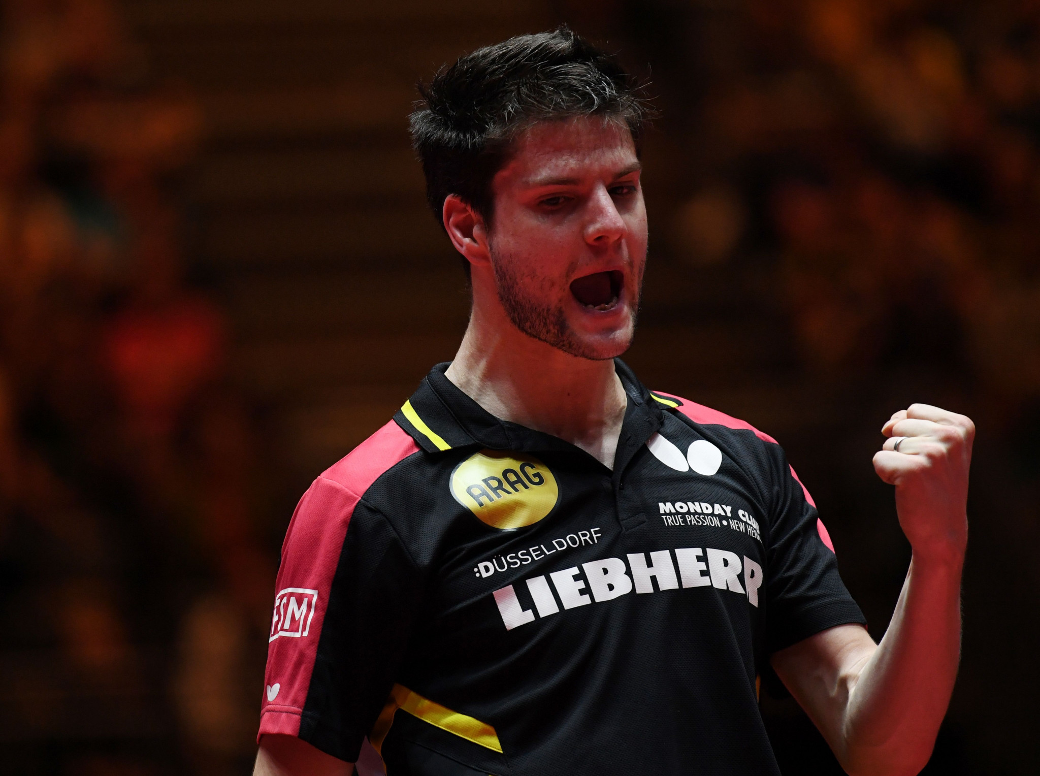 Ovtcharov edges Boll again to clinch third ITTF German Open title