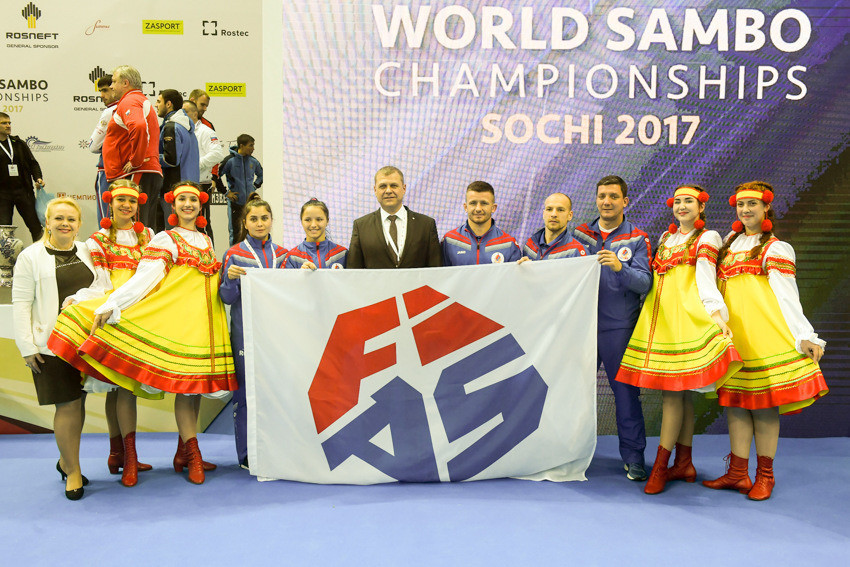 Romania's capital Bucharest will play host to next year's World Sambo Championships ©FIAS