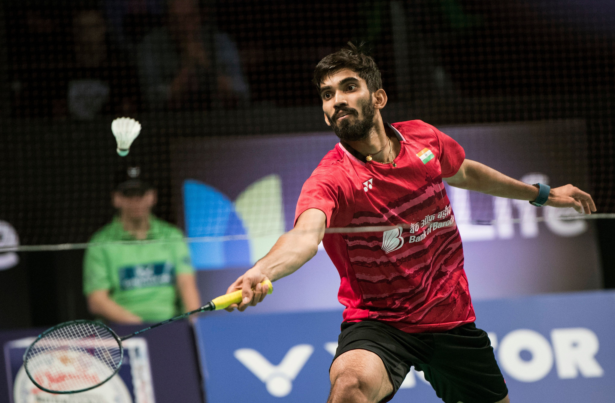 Srikanth withdraws from BWF China Open as injury precaution